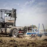Agro Mover mit Heckhydraulik