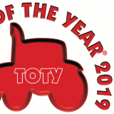 Logo des Tractor of the Year (kurz: TOTY)