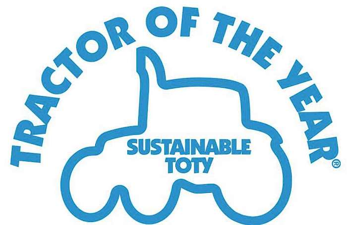 Logo des Sustainable Tractor of the Year